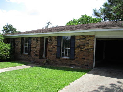 Hattiesburg Single Family Home For Sale: 202 W Lakewood Dr.