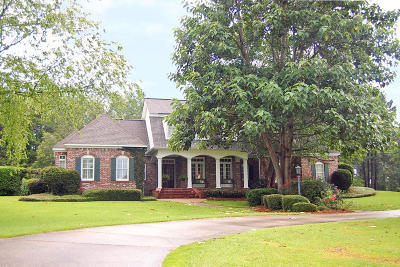 Hattiesburg Single Family Home For Sale: 47 Twin Lake Crossing