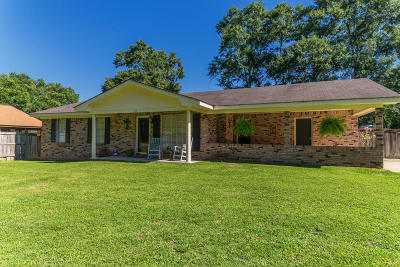 Seminary Single Family Home For Sale: 103 Pecan St.