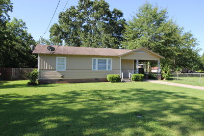 Petal Single Family Home For Sale: 118 W 9th Ave.