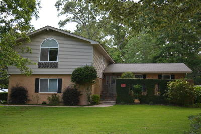 Hattiesburg Single Family Home For Sale: 111 Woodhaven Cir.