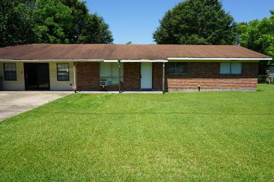 Hattiesburg Single Family Home For Sale: 22 Rawls Dr.