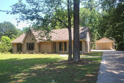 Petal Single Family Home For Sale: 415 Trussell Rd.
