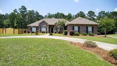 Hattiesburg Single Family Home For Sale: 42 Stonegate