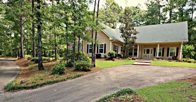 Sumrall Single Family Home For Sale: 877 Oloh Rd.