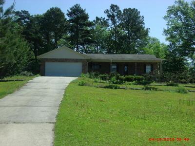 Hattiesburg Single Family Home For Sale: 7 Boyd Ln.