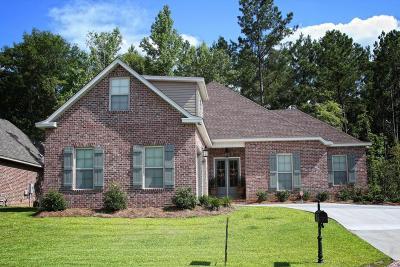 Petal Single Family Home For Sale: 26 Broadleaf Cove