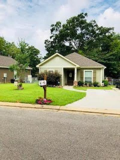 Sumrall Single Family Home For Sale: 9 Willow Ct.