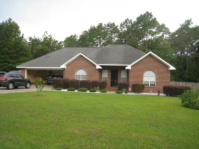 Purvis Single Family Home For Sale: 9 Ted
