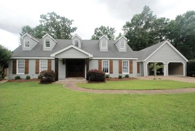 Hattiesburg Single Family Home For Sale: 3006 Magnolia Pl