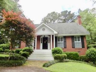 Hattiesburg Single Family Home For Sale: 16 Heritage Pl