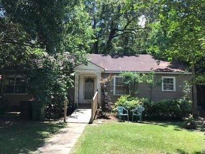Hattiesburg Single Family Home For Sale: 806 Mamie St.