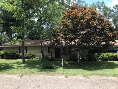 Petal, Purvis Single Family Home For Sale: 803 Virginia Cir.