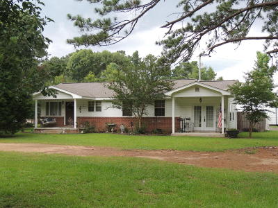 Purvis Single Family Home For Sale: 8 Bates Ave.