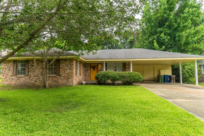 Hattiesburg Single Family Home For Sale: 2013 Mamie St.
