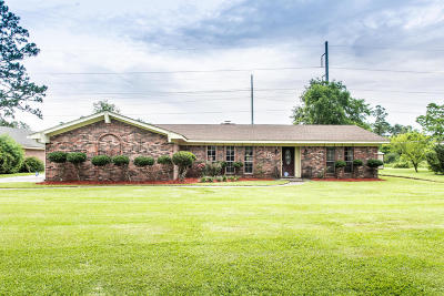 Hattiesburg Single Family Home For Sale: 510 Southeast Cir.