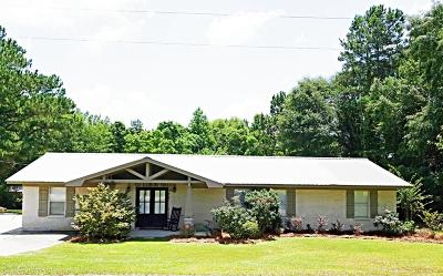 Hattiesburg MS Single Family Home For Sale: $157,900