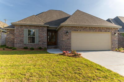 Hattiesburg MS Single Family Home For Sale: $249,900