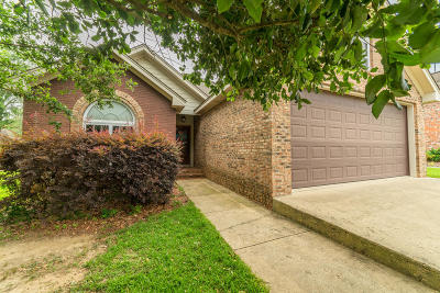 Hattiesburg MS Single Family Home For Sale: $175,000