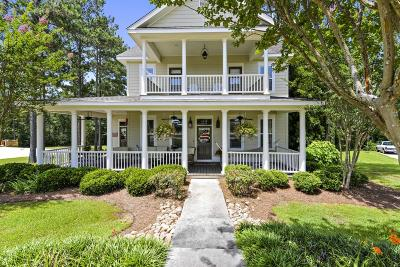 Hattiesburg Single Family Home For Sale: 22 S Of Fields