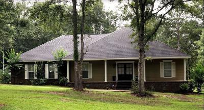 Petal Single Family Home For Sale: 24 Arrowhead Dr.