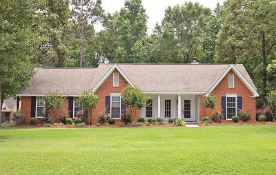 Hattiesburg Single Family Home For Sale: 9 Rockwood
