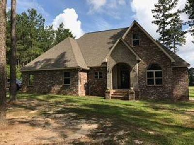 Seminary, Sumrall Single Family Home For Sale: 675 Riels Road