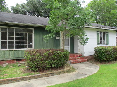 Hattiesburg MS Single Family Home For Sale: $29,900