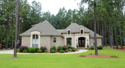 Hattiesburg MS Single Family Home For Sale: $345,000