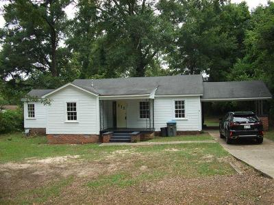 Petal MS Single Family Home For Sale: $74,900