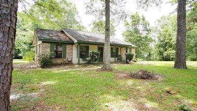 Petal Single Family Home For Sale: 12 Village Loop