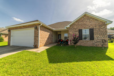 Hattiesburg MS Single Family Home For Sale: $138,000