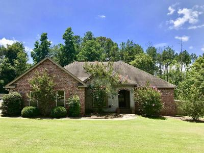 Sumrall Single Family Home For Sale: 19 Price Ln.