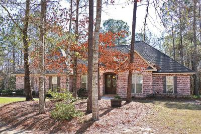 Petal Single Family Home For Sale: 103 Red Oak Point