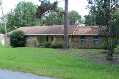 Petal, Purvis Single Family Home For Sale: 24 Sunset Dr.