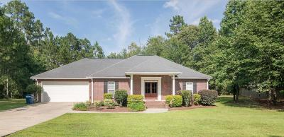 Petal MS Single Family Home For Sale: $221,900