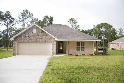 Purvis Single Family Home For Sale: 86 Lost Orchard