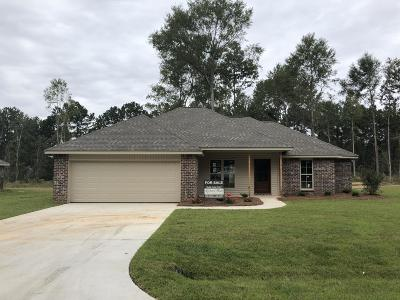 Petal, Purvis Single Family Home For Sale: 90 Lost Orchard Dr.