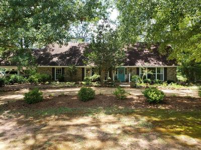 Jefferson Davis County Single Family Home For Sale: 513 Alex Daley Rd.