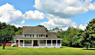Petal, Purvis Single Family Home For Sale: 1098 S King Rd.