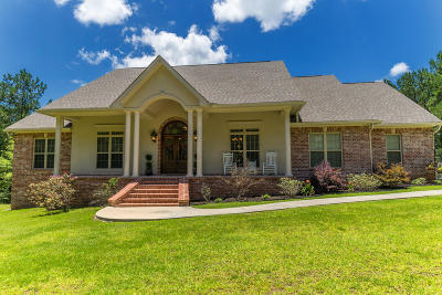 Sumrall Single Family Home For Sale: 1083 Oloh Rd.
