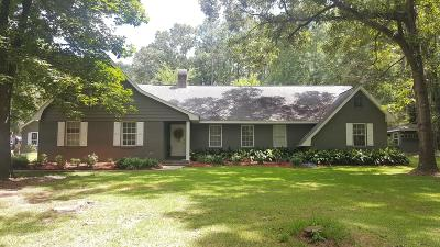 Hattiesburg Single Family Home For Sale: 356 Buccaneer Dr.