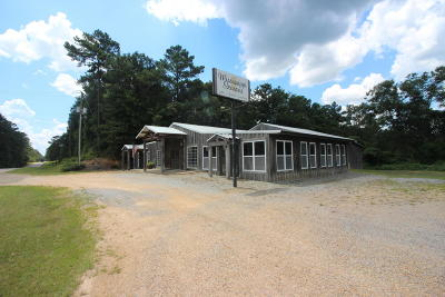 Seminary, Sumrall Commercial For Sale: 926 Hwy 42