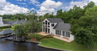Single Family Home For Sale: 94 Canebrake Blvd.