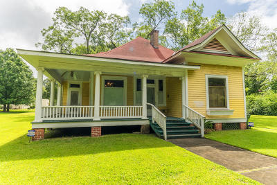 Hattiesburg Single Family Home For Sale: 606 Walnut St.