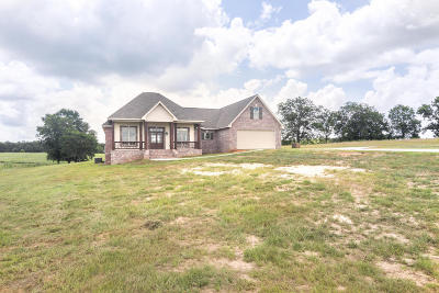 Sumrall Single Family Home For Sale: 458 Newman Camp Rd.