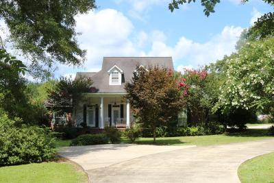 Covington County Single Family Home For Sale: 125 Old Hwy 49