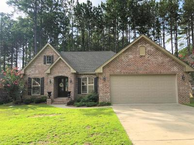 Hattiesburg MS Single Family Home For Sale: $228,900