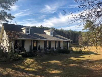 Covington County Single Family Home For Sale: 424 Oakdale Church Rd