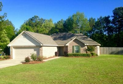 Petal, Purvis Single Family Home For Sale: 14 Lost Orchard Dr.
